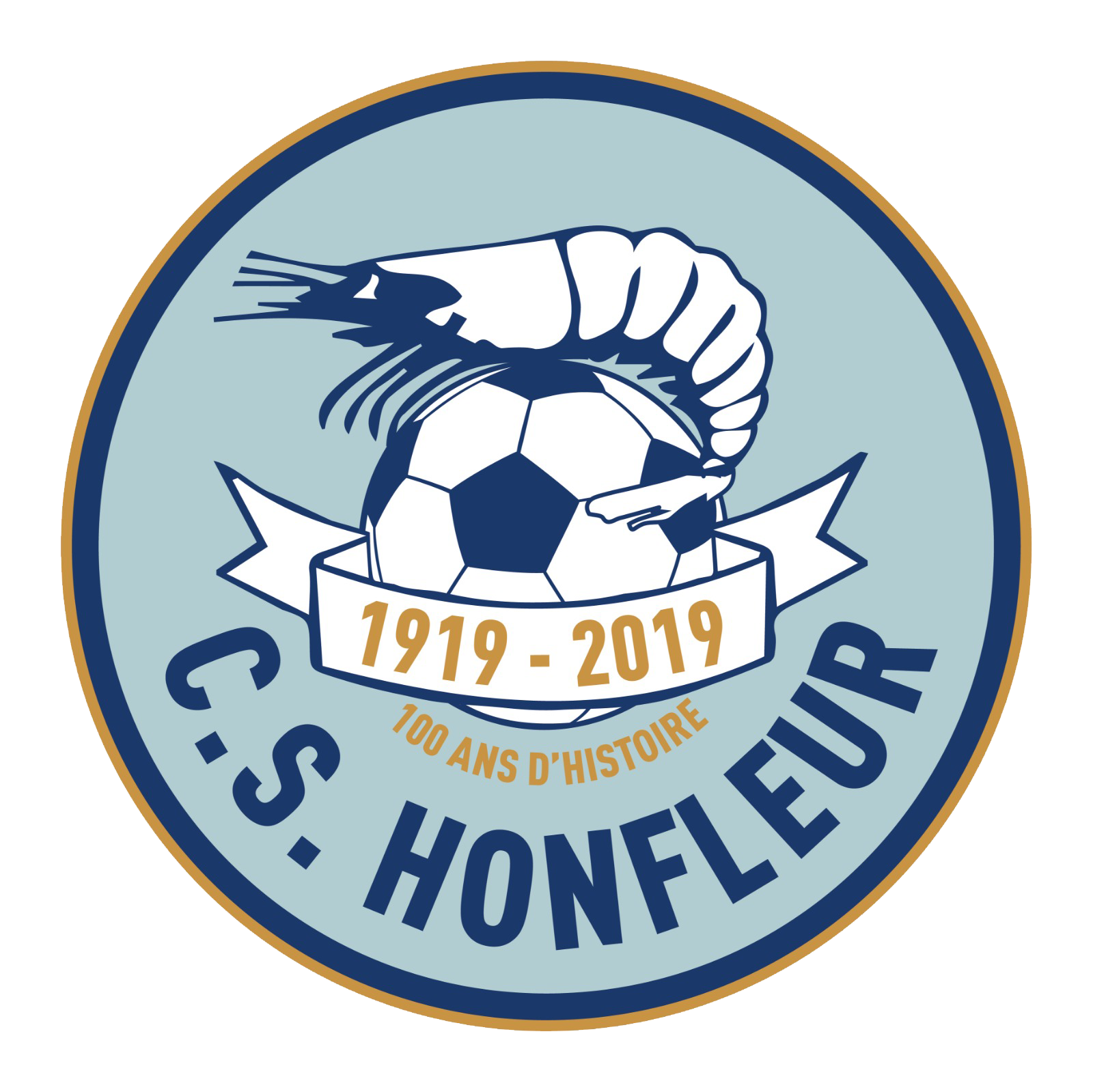 Logo CS Honfleur