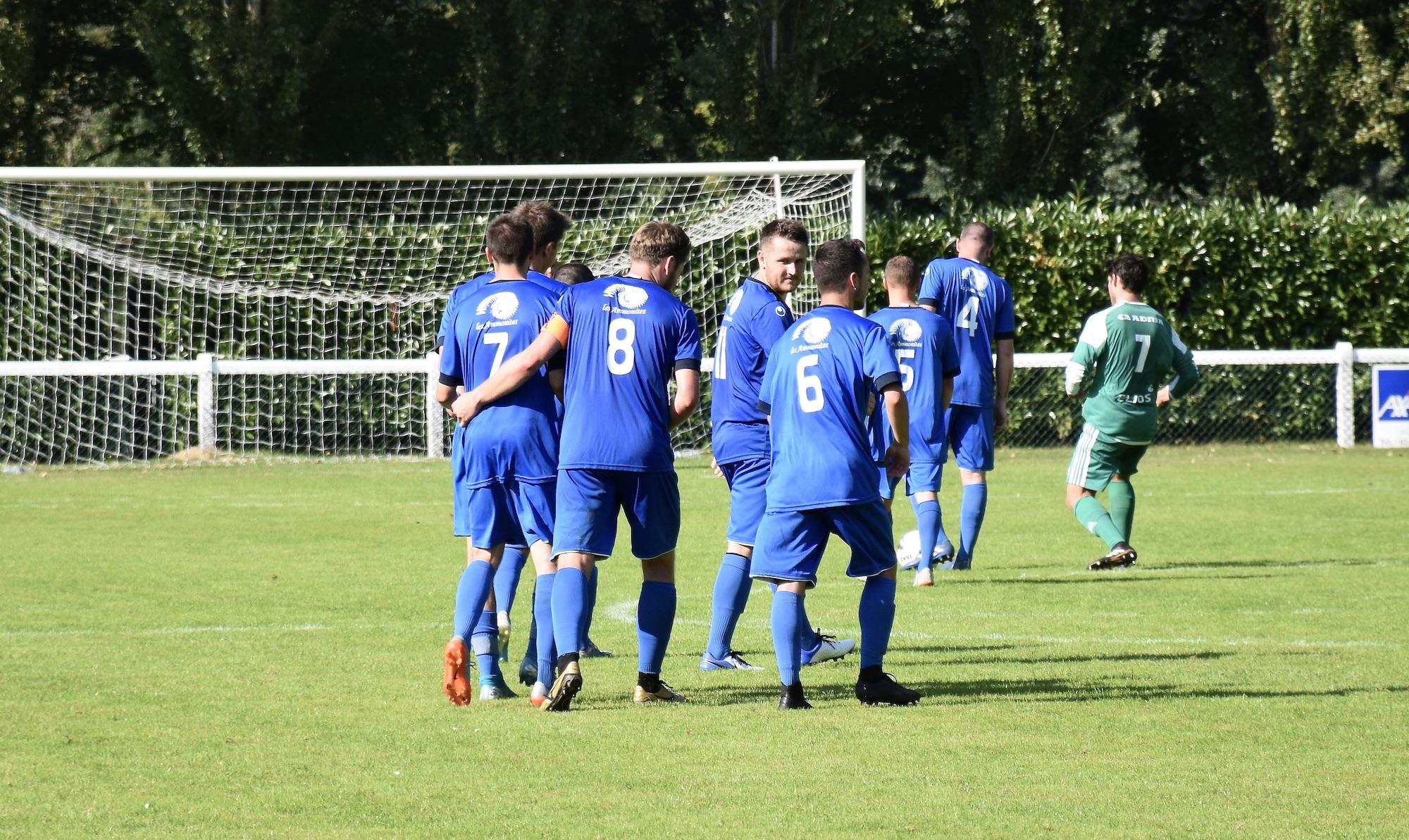 Coupe de France : CSH / Saint-Romain (R2) (4-0)
